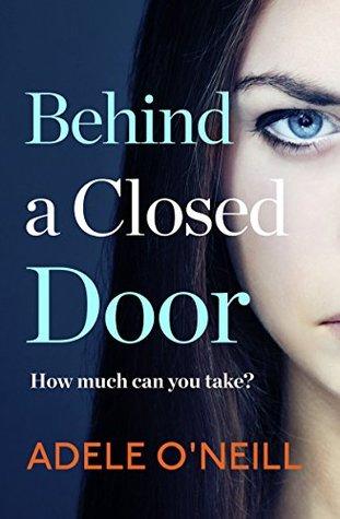behind a closed door