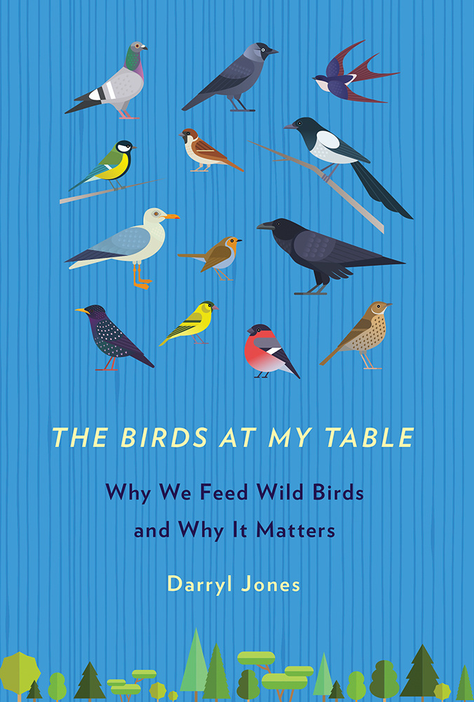 the birds at my table