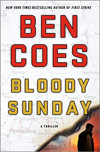 Ben Coes Bloody Sunday cover
