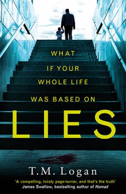 T. M. Logan Lies cover